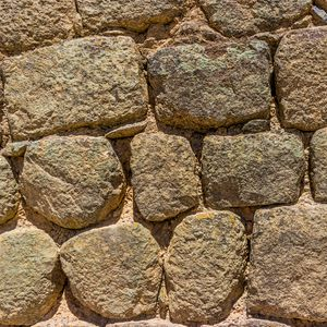 Preview wallpaper wall, stones, rough, texture, surface