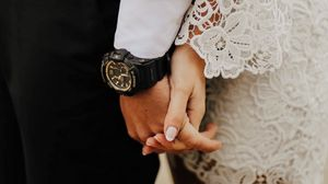 Preview wallpaper hands, couple, tenderness, love