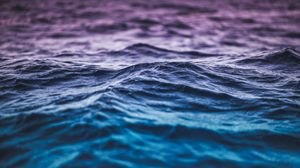 Preview wallpaper waves, ripples, water, sea