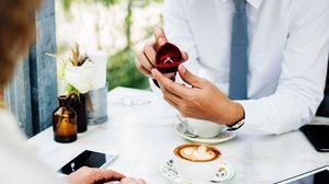 Preview wallpaper wedding, love, romance, ring