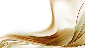 Preview wallpaper wind, lines, waves, white, light