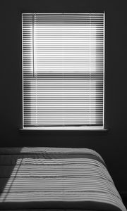 Preview wallpaper window, light, room, stripes, black and white