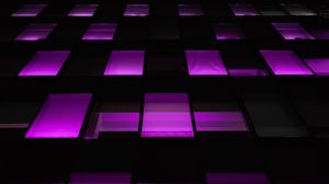 Preview wallpaper windows, dark, purple, backlight, neon