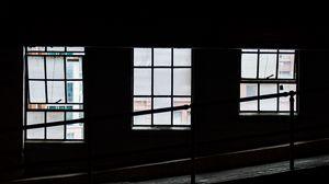 Preview wallpaper windows, room, building, dark