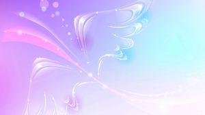 Preview wallpaper wings, drawing, soft, background