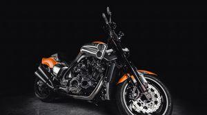 Preview wallpaper yamaha, v max, motorcycle