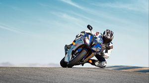 Preview wallpaper yamaha, yzf r6, 2015, motorcycle, bike