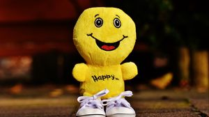 Preview Wallpaper Smile Happiness Toy