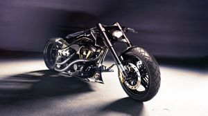 Preview wallpaper soltador cruiser, hamann, bike, custom