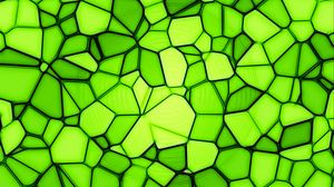 Preview wallpaper squares, triangles, green, light green, texture