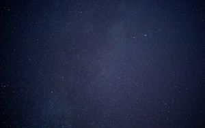 Preview wallpaper starry sky, stars, pleiades, night