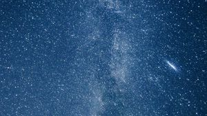 Preview wallpaper stars, galaxy, astronomy, universe, shine