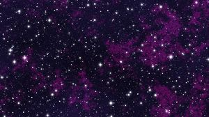 Preview wallpaper stars, starry sky, astronomy, universe, galaxy, glitter