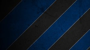 Preview wallpaper stripes, blue, black, white
