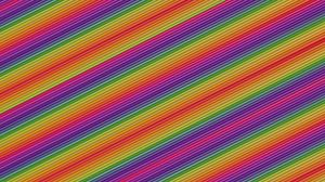 Preview wallpaper stripes, lines, multicolored, obliquely