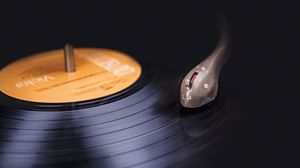Preview wallpaper vinyl, tonearm, cartridge
