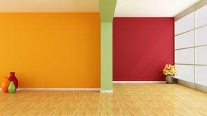Preview wallpaper walls, design, room, pot, pots