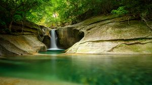 Waterfall Full Hd Hdtv Fhd 1080p Wallpapers Hd Desktop Backgrounds 1920x1080 Images And Pictures