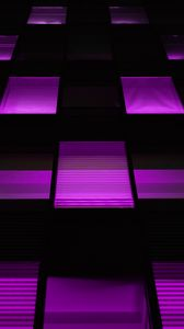 Preview wallpaper windows, dark, purple, backlight, neon