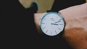 Preview wallpaper wrist watch, dial, style