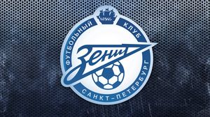 Preview wallpaper zenith, football, logo, football team, russia