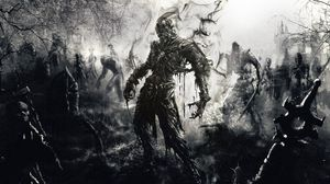Preview wallpaper zombies, fantasy, art